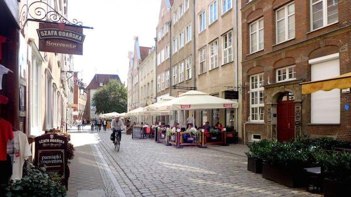 Apartament Gdansk Garbary