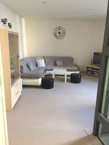 grand appartement 8 pers