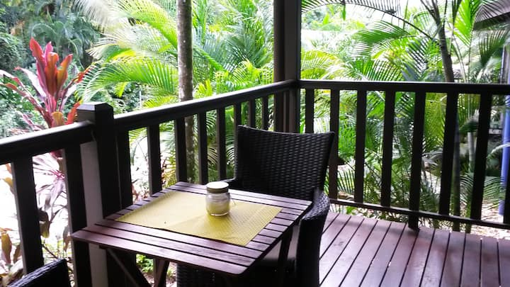 The Daintree Village Hideaway- The studio