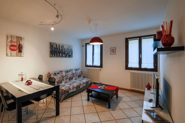 NEW! Caucigh Residence Udine free parking!