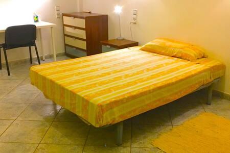 Habitación doble en piso enorme - Sant Antoni de Portmany - Pis
