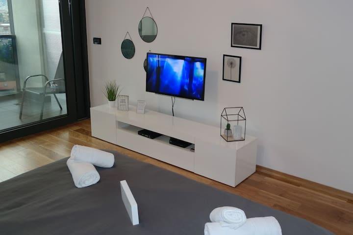 Studio apartman Anamaria, Nova Galerija, Zagreb