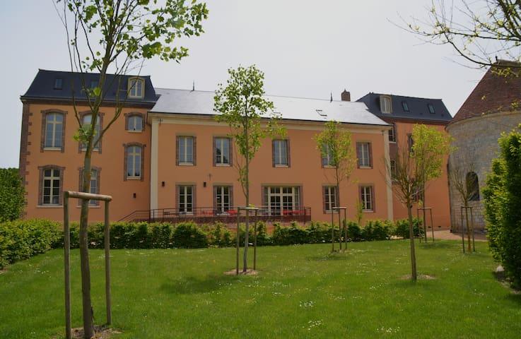 Une maison exceptionnelle à Cloyes sur le Loir