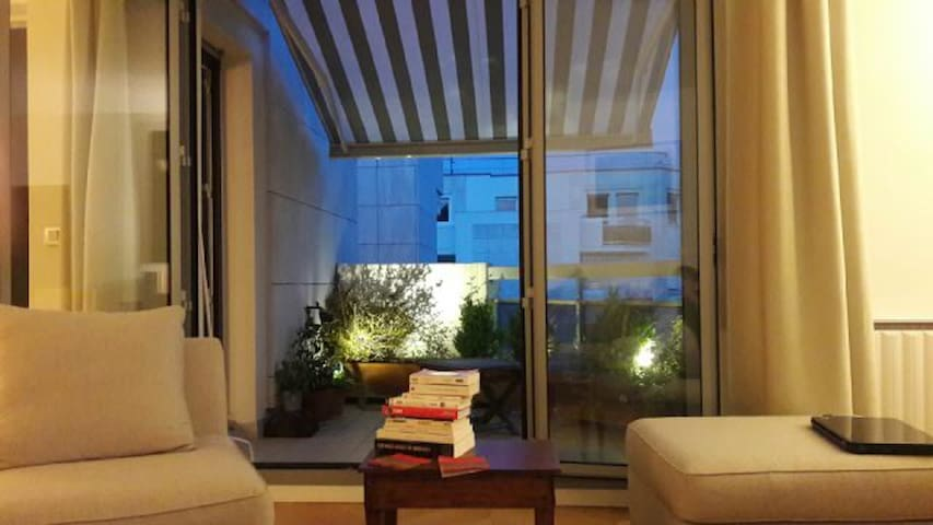 Appt lumineux proche parc de Versailles - Le Chesnay - Apartamento