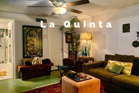 La Quinta Studio Casitas with 3 bedroom house