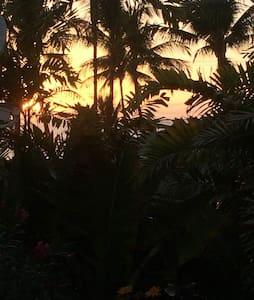Peek-a-boo Paradise - Kailua-Kona - Bungalow