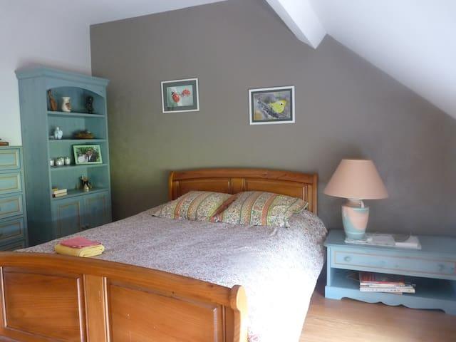 chambres au moulin breton