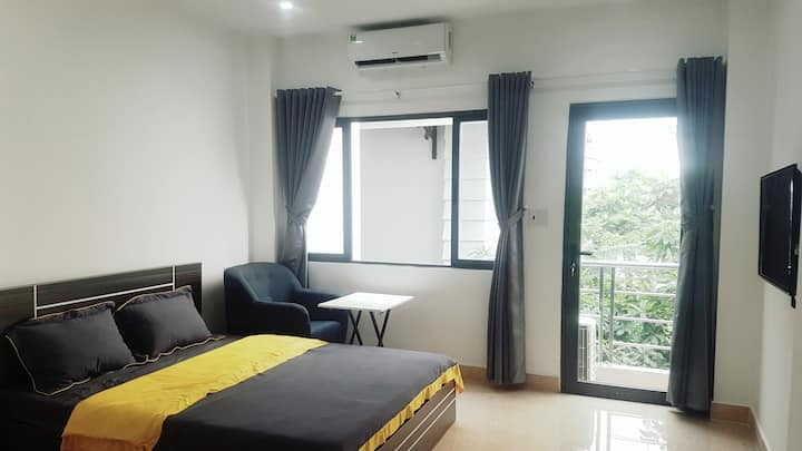 Apartment 1st floor with balcony -Thao Dien 101