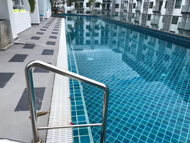 Swimming Pool in the Club House