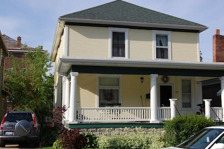 Classic Turn of the Century Home - Nelsonville