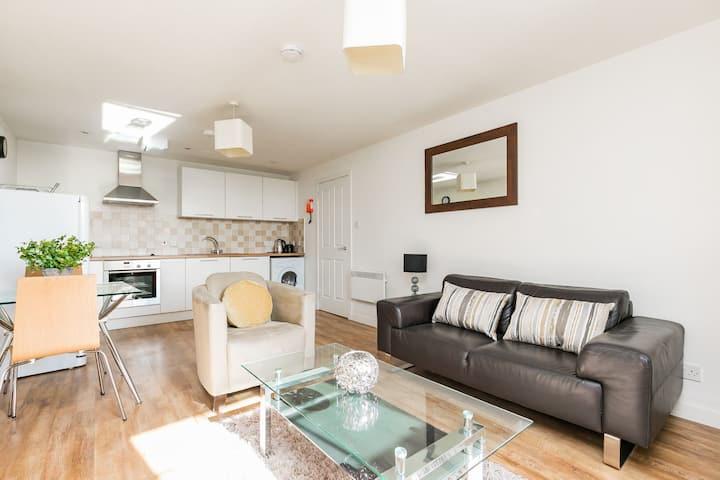 Flat 34 Fraser house apartment