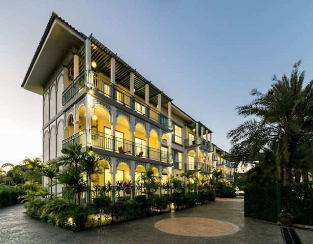 The Grand Morocc Residences : 2 Bedroom Suites - Chiang Mai - Boutique hotel