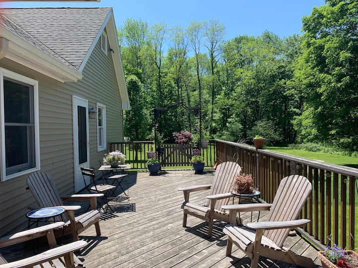 A little slice of paradise in Northwest CT!