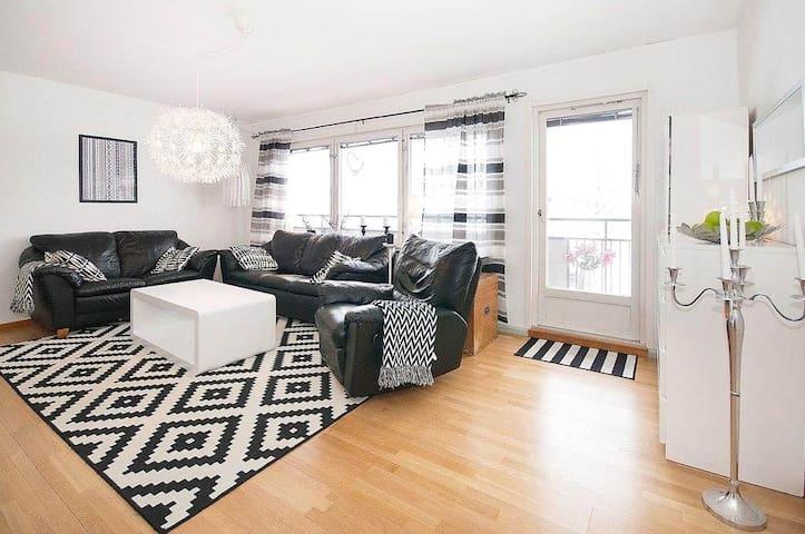 Atrakcyjne widne mieszkanie Lubsko - Lubsko - Apartmen
