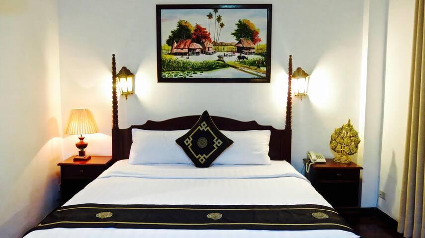 Khampiane Boutique Hotel - Double Room