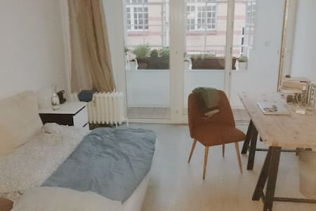 Bright and cosy room / Berlin-Mitte - Berlin - Loft