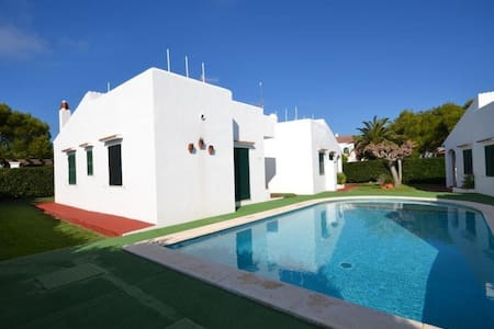 Mediterranean house with pool & sunset/sea view - Ciutadella de Menorca