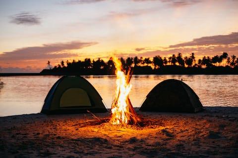 Camp Maldives by Travel Right Maldives