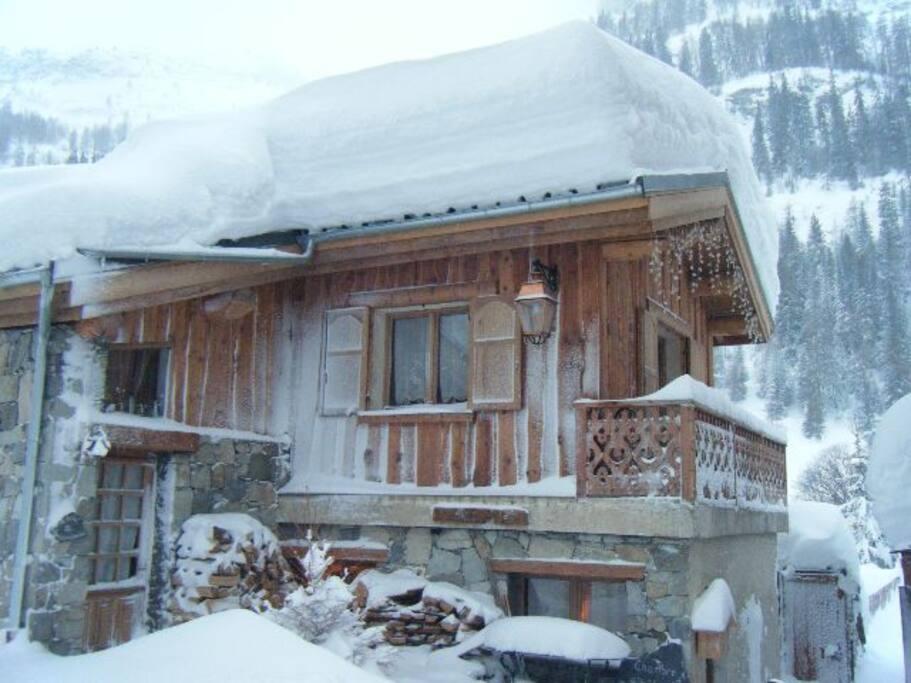 Chambre d 39 hotes de charme tignes b b guesthouses for - Chambre d hote de charme rhone alpes ...