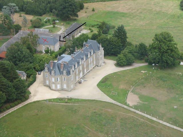 Gîte à la campagne - Taupont - Hotel ekologiczny