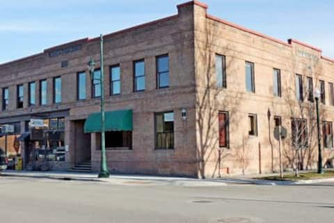 Historic Condo in Downtown Whitefish, Montana!