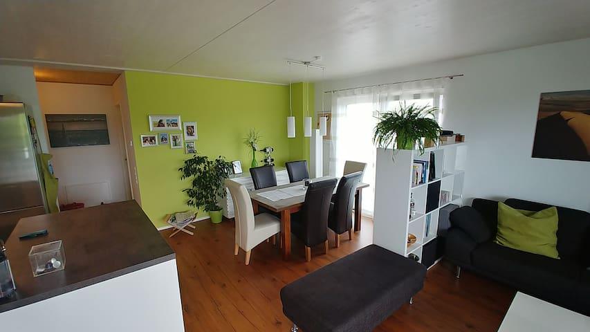 Modernes Wohlfühlappartement in Neu-Ulm