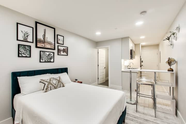 Stunning Newly Renovated Studio Near Painted Ladies / Hayes Valley