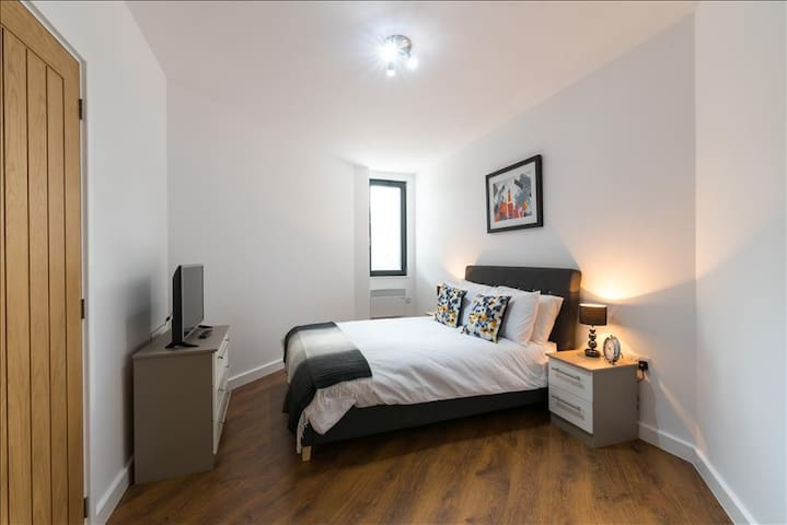City Centre Cathedral Apartments - 1 bed (18) - Peterborough - Leilighet