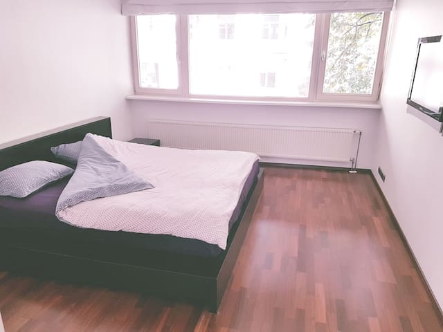 Northern style 2 floor apartment in heart of city