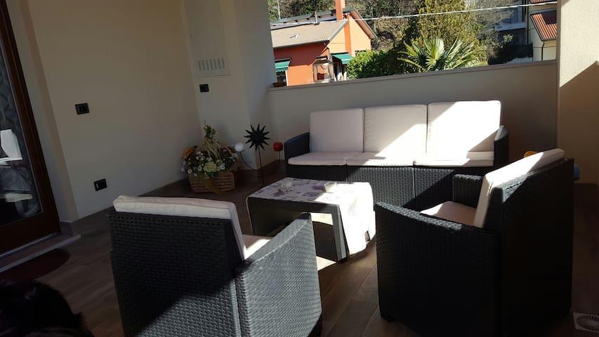 Nuovo appartamento con ampia terraz - Castelnuovo del Garda - Daire