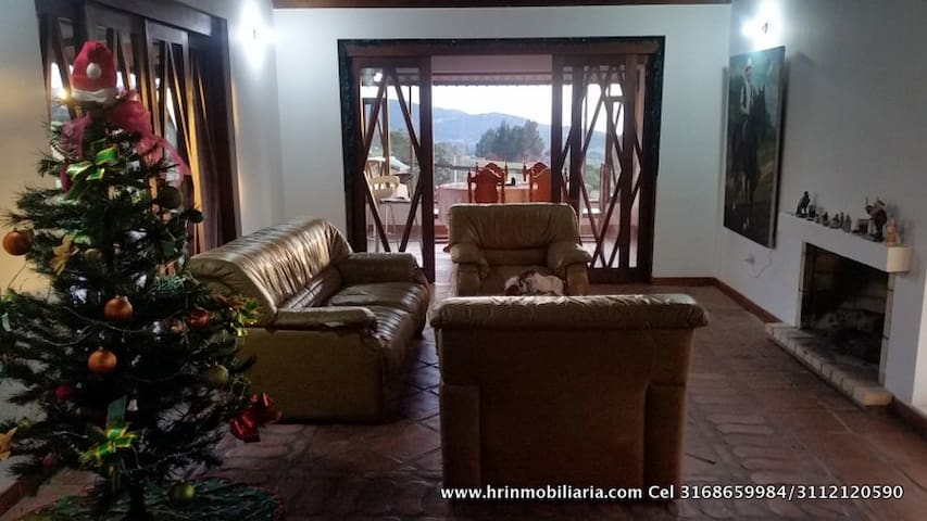 Country House in Chía for 12 - Yerbabuena - Chalet