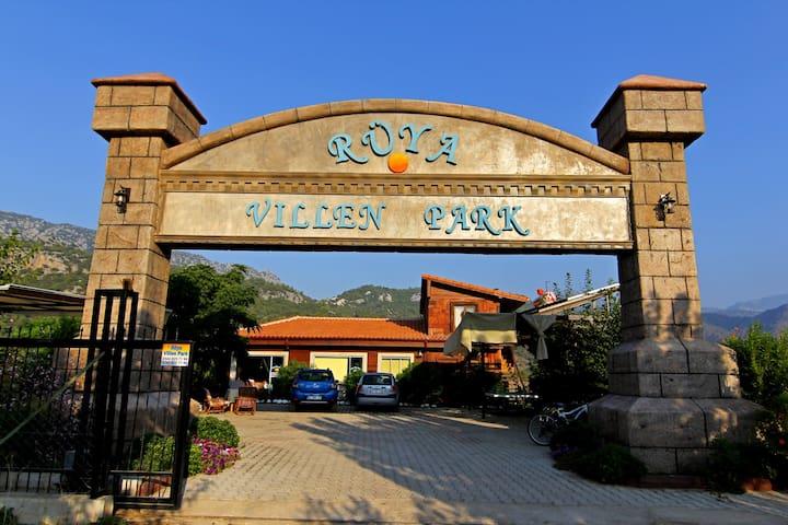 ÇIRALI RÜYA VİLLEN PARK - Ulupınar Köyü
