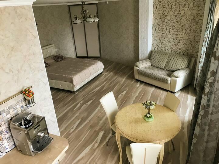 Квартира-студия LUX класса