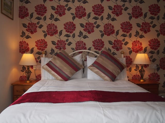 Room 3 at Bodhyfryd Guesthouse, Betws y Coed