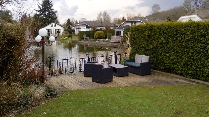 Nice holidayhouse 5 bed 3 rooms near Golf course - Voorthuizen