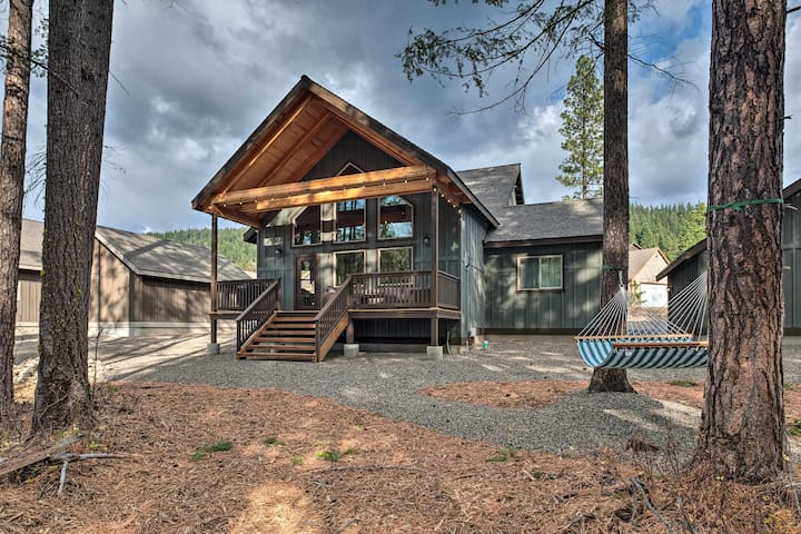 NEW! Modern Cabin by Cle Elum, Suncadia & Wineries