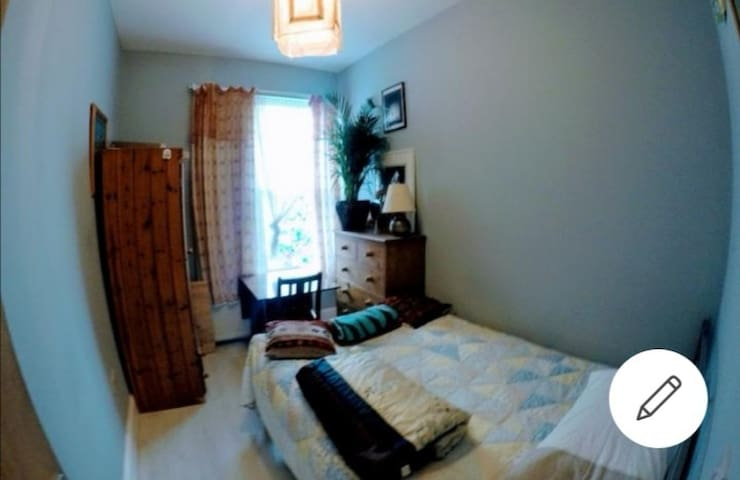 Crouch End London Double Room in Relaxed Home