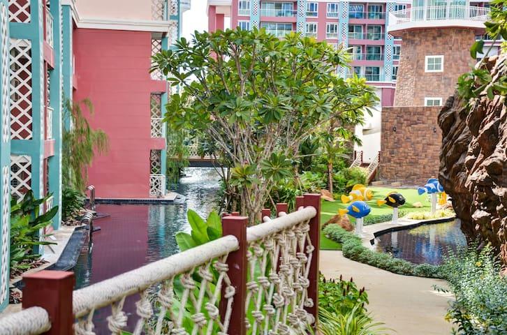 Grande Carribean 1bedroom Pool View