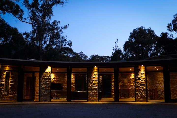 Coomalie House - Mid century inspired luxury