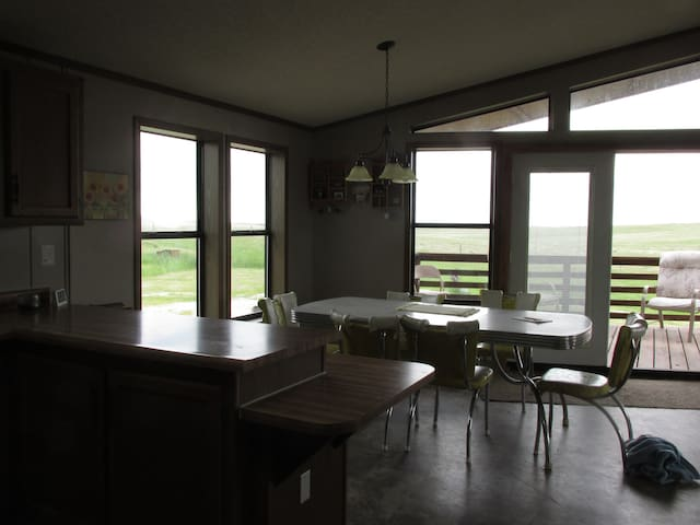 Fort Laramie Country Home