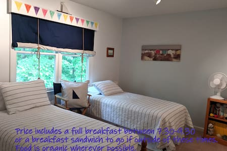 Oasis in the Wood, W-S Bedroom 2, Beach theme