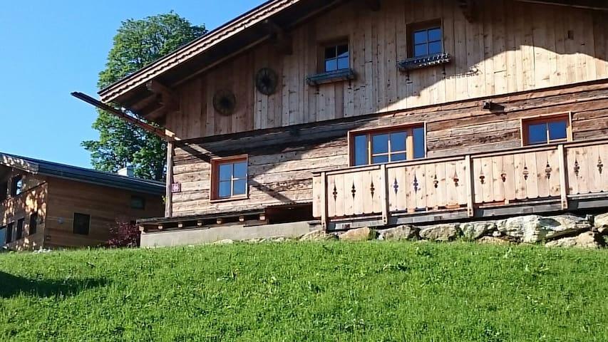 Tauernwelt-Chalet Hochkönigblick - Maria Alm - Xalet