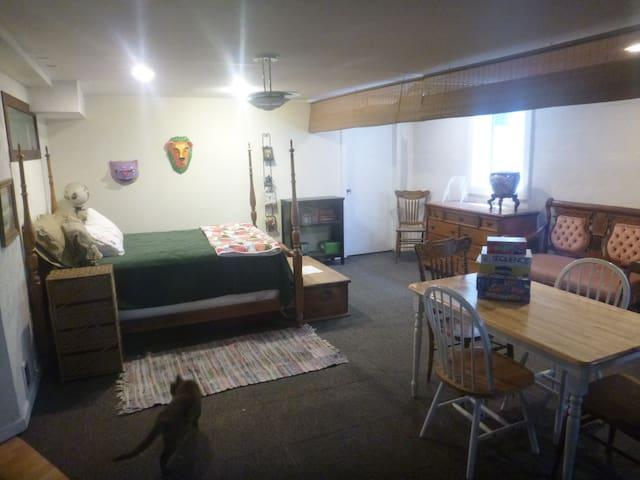 Denver Wash Park Bungalow 600 sq ft Bedroom Suite - Denver - Ev