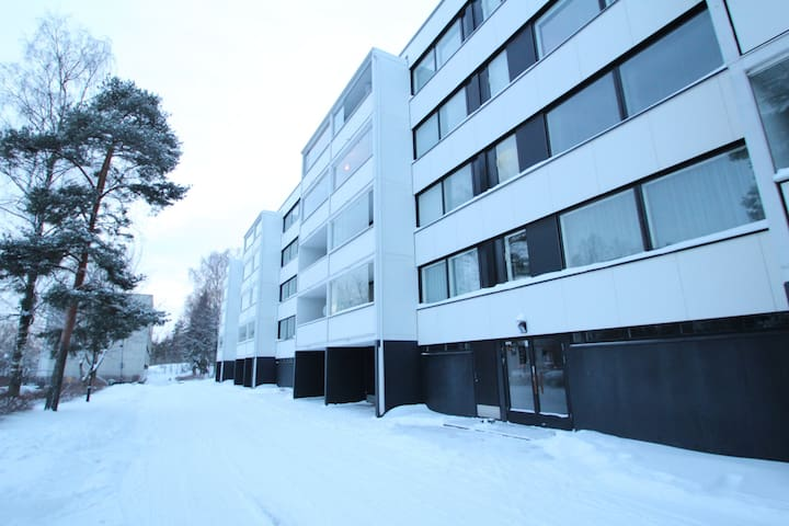 Cozy four-bedroom apartment in Kontula, Helsinki (ID 7546)