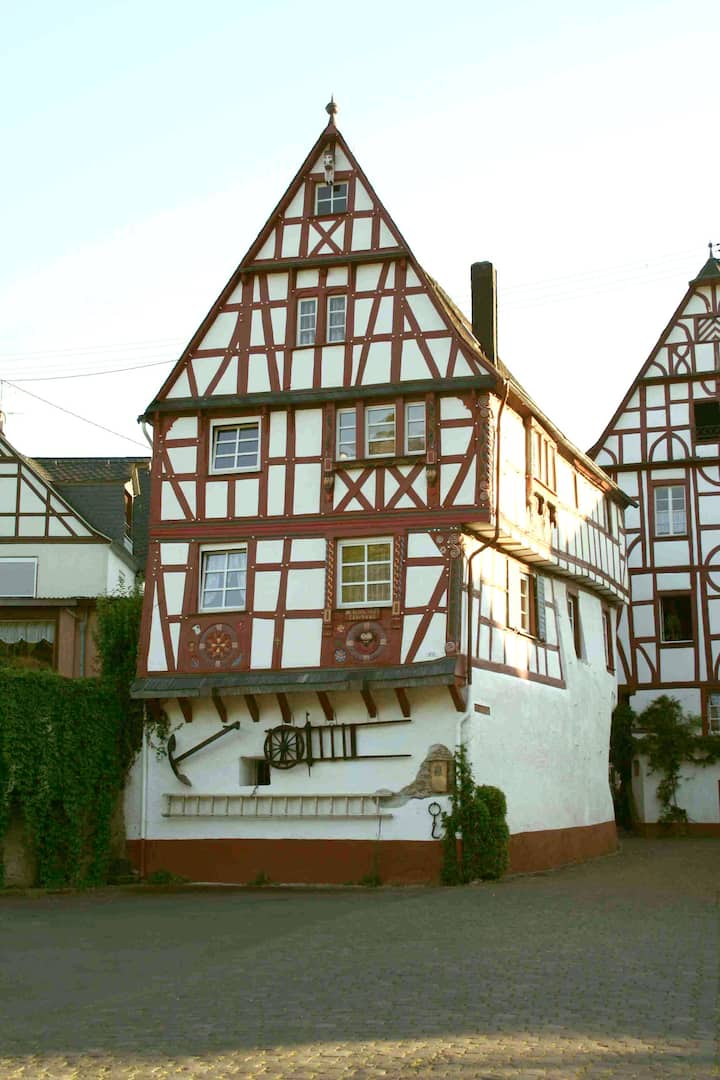 Altes Fährhaus, Mosel