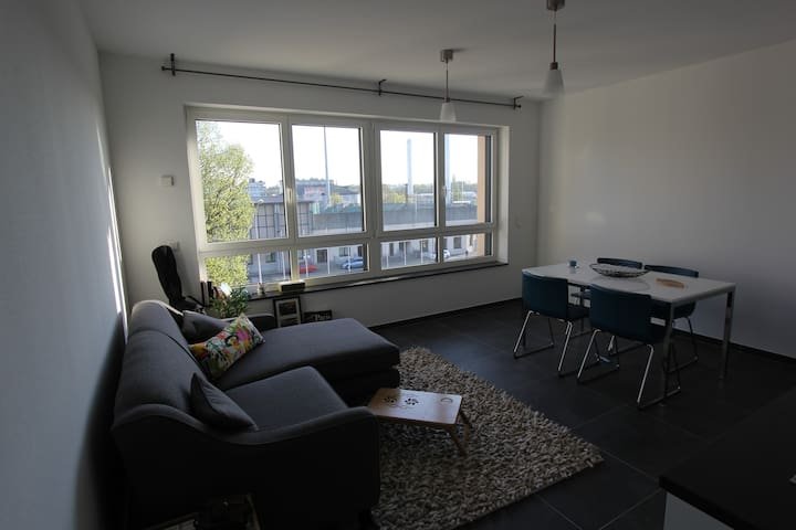 Cosy & light apartment walking distance to center - Luxembourg - Apartemen