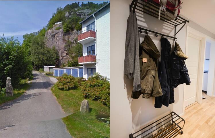Lovely apartment in lovely Bergen - Bergen - Apartment