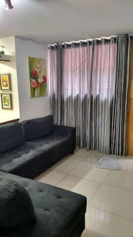 apartamento aconchegante próximo ao aeroporto - Parque Cecap - Byt