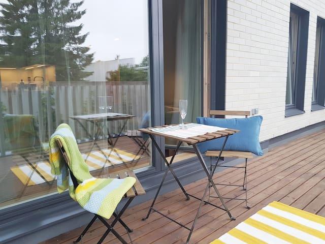 -30%↓↓↓ New flat in Kalamaja/CityCenter district