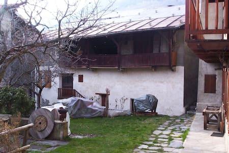 Maison de village - La Côte-d'Aime - Haus